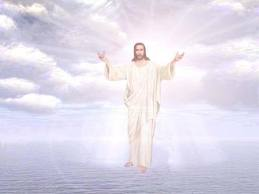 Jésus nous attend les bras ouverts