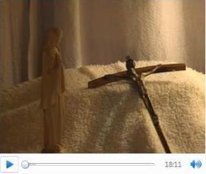 Chemin de Croix en direct de Jésus par sa Fille du Oui