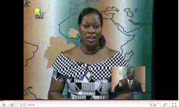 Manifestation de Marie en Côte d'Ivoire