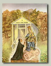 Neuvaine à Marie Reine des coeurs , du 14 au 22 août Mrdc